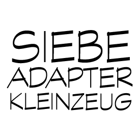 SIEBE & ADAPTER