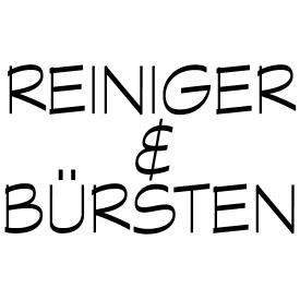 REINIGER & BÜRSTEN