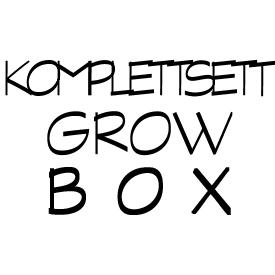 SETS | GROWBOX