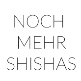 Noch mehr Shishas