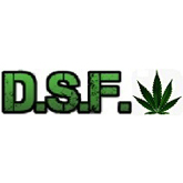 D.S.F. DarkShishaFlakes 100% Real Cannabis