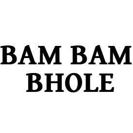 Bam Bam Bhole