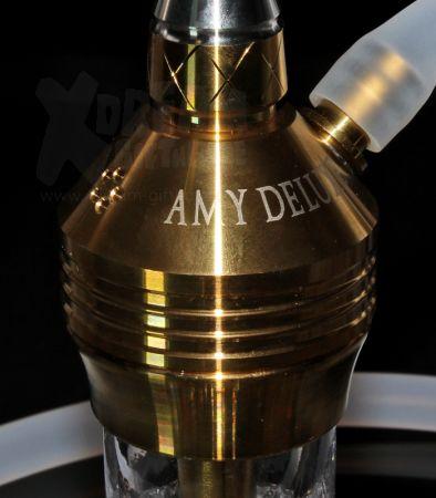AMY DELUXE   Fusion Shine Mini   clear