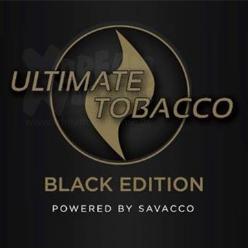 Ultimate Tobacco Black Edition - Miracle 150g