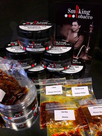 Smoking Hot Tobacco   Thatd Be Great