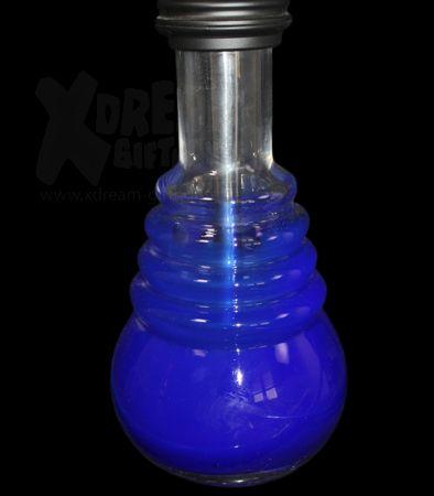 AMY GLORIOUS 630R-01 - schwarz metallic blau