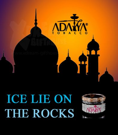 Adalya | ICE LIE ON THE ROCKS | Shisha Tabak | 200g