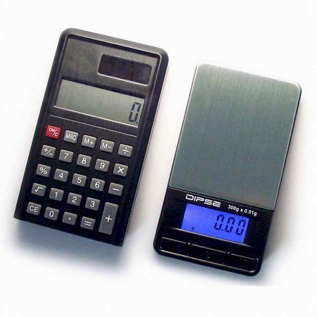 DIPSE | Digitalwaage Taschenrechner | 0,01 - 300