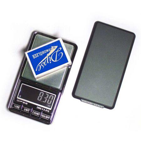 DIPSE   USB   Digitalwaage    0,01 - 200 g