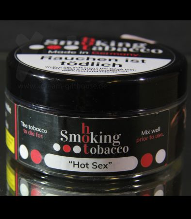 Smoking Hot Tobacco | Hot Sex | 200g