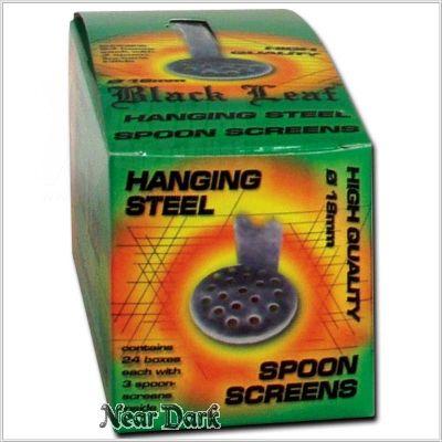 Stahl-Hängesiebe   Ø 18 mm   3er Pack