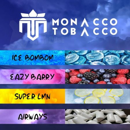 Monacco Tobacco | EAZY BARRY | 200g