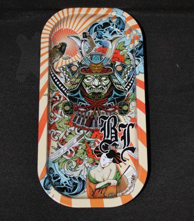 Metall-Drehtablett | Ronin & Geisha | 206 x 105 x 18mm
