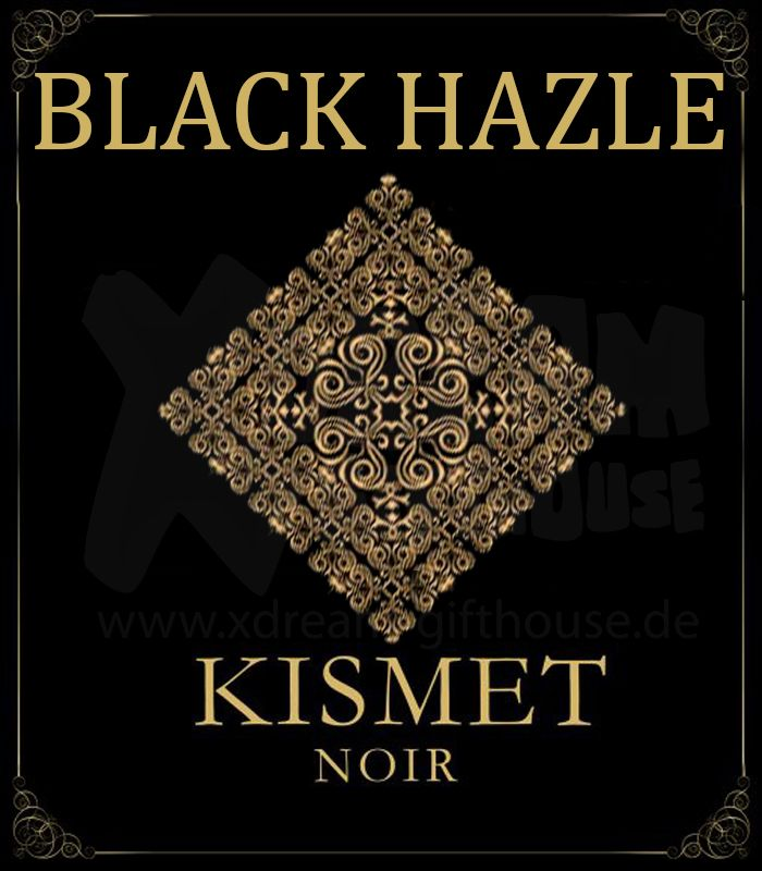 KISMET Noir   Black Hazle   200g