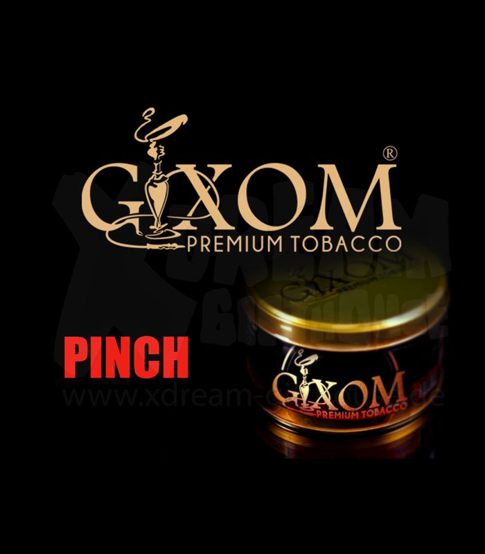 GIXOM Premium Tobacco | PINCH | 200 g