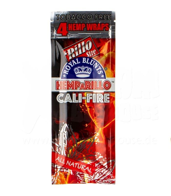 Royal Blunts | Cali-Fire | 4 Blunt Wraps