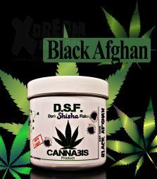 D.S.F Shisha Taste | Black Afghan | 130g
