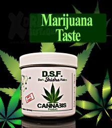 D.S.F Shisha Taste | Marijuana Taste | 130g