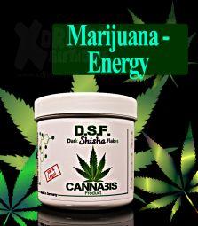 D.S.F Shisha Taste | Marijuana Energy | 130g