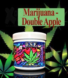 D.S.F Shisha Taste | Marijuana Double Apple | 130g