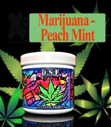 D.S.F Shisha Taste | Marijuana Pfirsich Minze | 130g