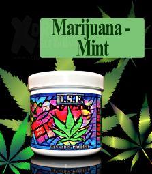 D.S.F Shisha Taste | Marijuana Minze | 130g