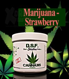 D.S.F Shisha Taste | Marijuana Strawberry | 130g