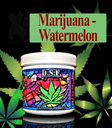 D.S.F Shisha Taste | Marijuana Wassermelone | 130g