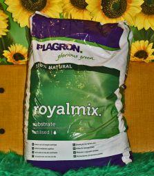 Plagron Royal-mix (Royalty-mix), enthält Perlite, 50 L