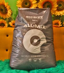 Biobizz | All Mix® | 50 Liter | Substrat-Mischung