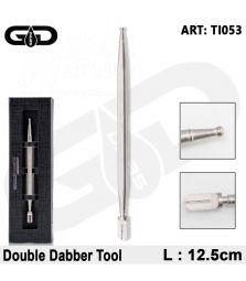 Grace Glass | Double dabber tool | 12,5 cm