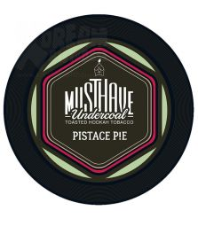 MUSTHAVE Tabak | Pistace P!E | 200g