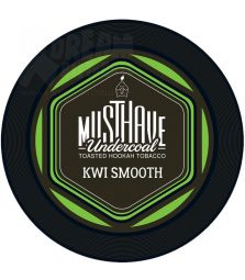 MUSTHAVE Tabak | Kwi Smooth | 200g