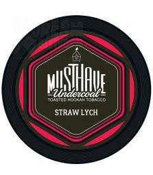 MUSTHAVE Tabak | Straw Lych | 200g