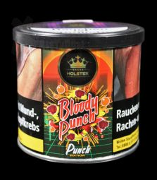 HOLSTER | Bloody Punch | 200g