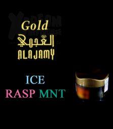 Al Ajamy Gold | ICE RASP M | 200g