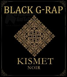 KISMET Noir | Black G-Rap | 200g