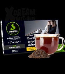 Fumari Dark Leaf | Dark London Grey | 200 gr