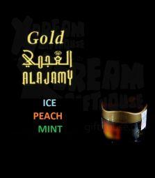 Al Ajamy Gold | ICE PEACH MINT | 200g