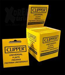 Clipper Feuersteine 9 Stück