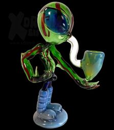 G-Spot | Glaspfeife | Alien
