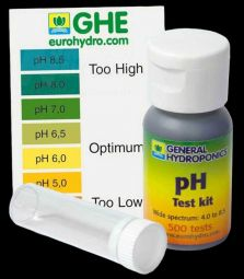 Terra Aquatica | pH Test Kit | 30 ml