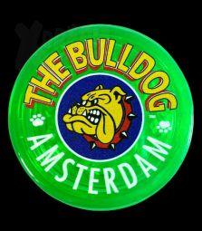 Bulldog Plastik Grinder | 60mm | 3 tlg. | Grün