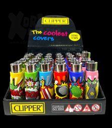 Clipper | Gummiert Reibrad | Bang Boom