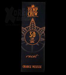 Hemp Crew | CBD Öl | 30% | 10ml | Orange Melisse