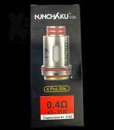 Nunchaku   0,4 Ohm   45-55W   4 Stck.