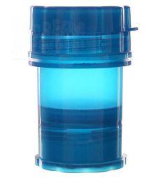 Champ High   Beach Transparent Grinder   Blau
