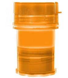 Champ High   Beach Transparent Grinder   Orange