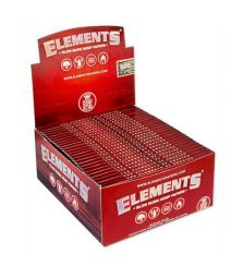 Elements | RED King Size Slow Burn Papier
