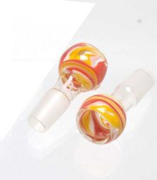 Boost   Mixed Colors Glass Bowl   orange   18.8er